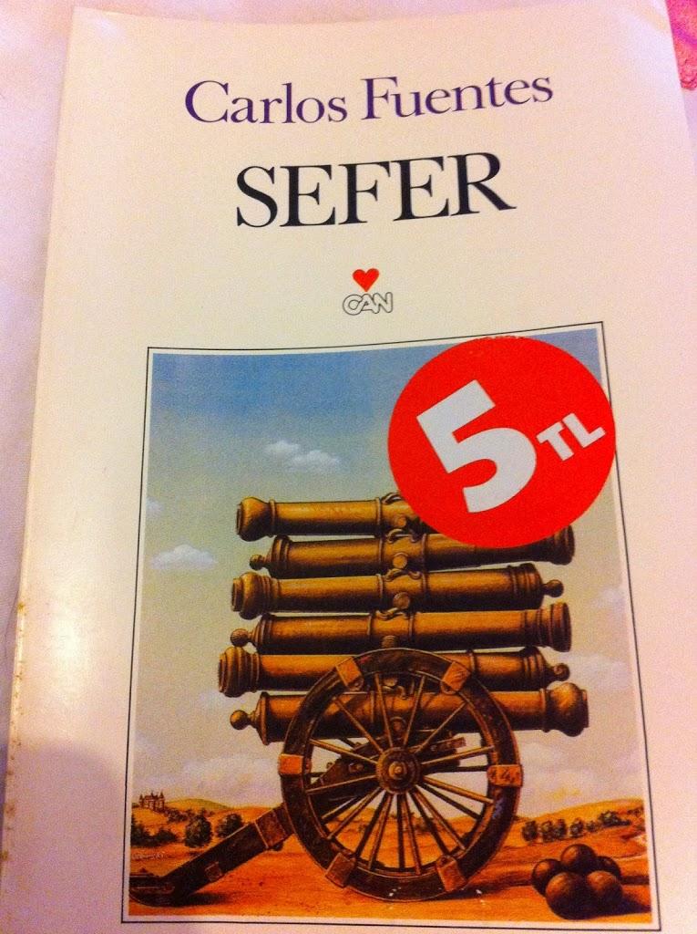Carlos Fuentes'ten Güzel bir Roman: Sefer