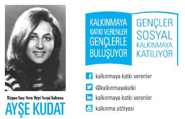 Ayşe Kudat: Rüzgara Karşı Yarım Yüzyıl Sosyal Kalkınma