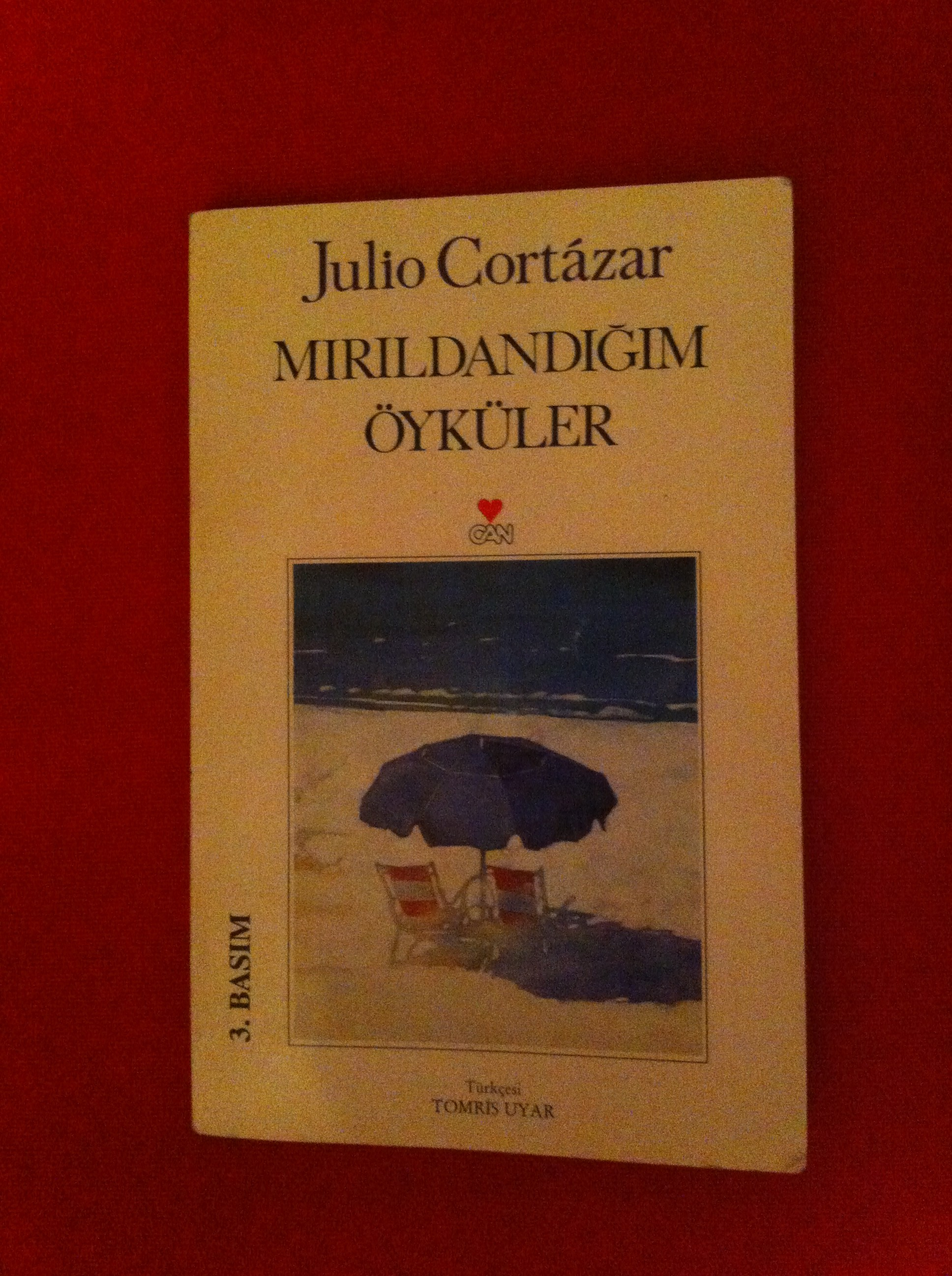 """Julio Cortazar'dan """"Mırıldandığım Öyküler"""""""