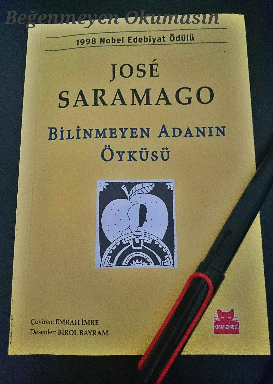José Saramago'dan Bilinmeyen Adanın Öyküsü