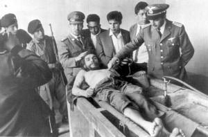 Guevera'nın Ölümü 1967