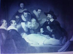Dr. NicolaesTulp'un Anatomi Dersi
