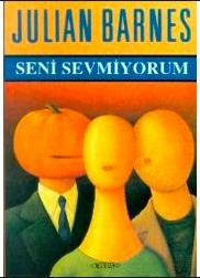 Mitos Yayınları'ndan Seni Sevmiyorum kapak resmi...