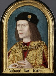 III. Richard'ın Portresi