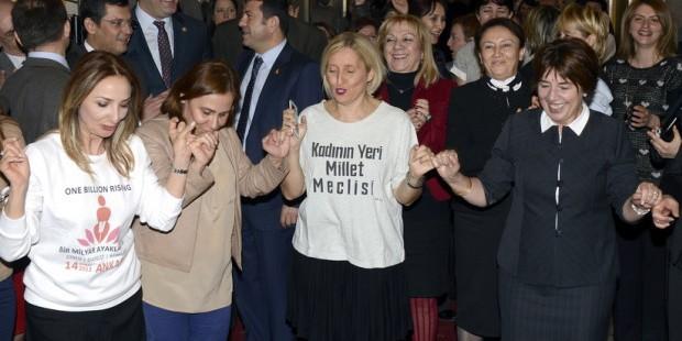 kadının yeri millet meclisi