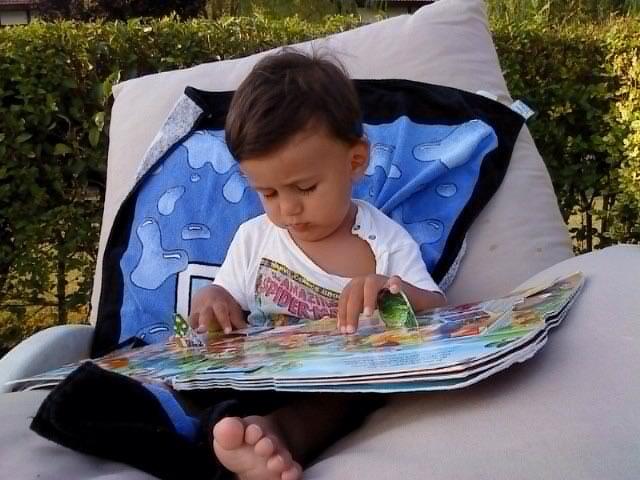 Çocuk Kitapları - Ali'nin Kitap Serüveni